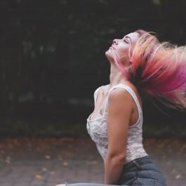 Prueba cambio de color para el pelo