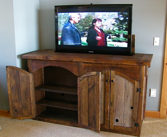 The Well Hidden Tv Clever Ideas For Hiding Your Tv In