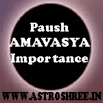 Paush amavasya puja benefits, Advantages of keeping fast and perform rituals on paush amavasya, what to do for success in posh amavasya.
