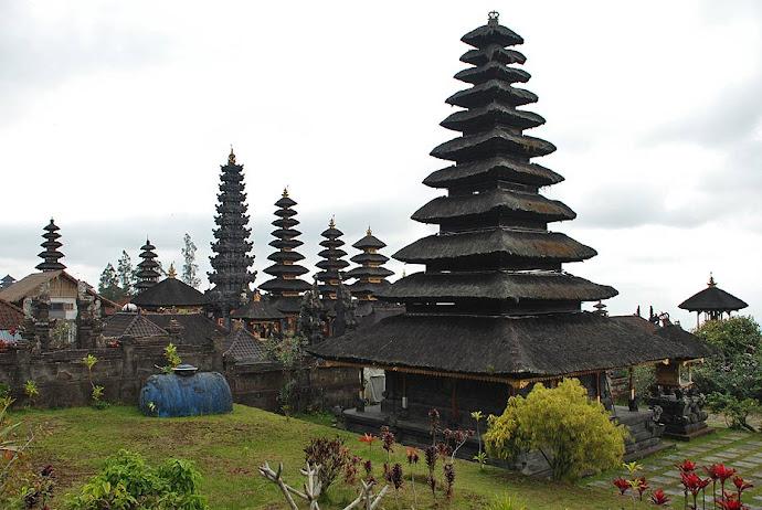 Templo Pura Besakih de Bali