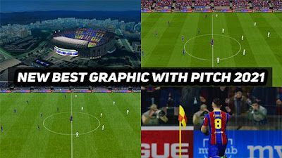 New Best Graphic Mod Like PES 2021
