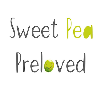 Sweet Pea Preloved logo