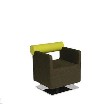 bürosit bekleme,flanş ayaklı bekleme,tekli kanepe,bürosit koltuk,ofis bekleme koltuğu,misafir koltuğu