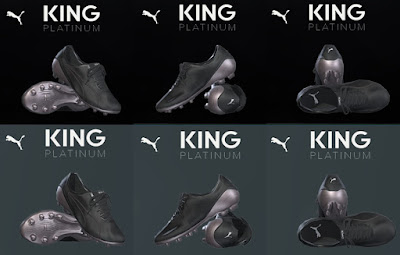 PES 2019 / PES 2018 Puma King Platinum 2019 by Tisera09