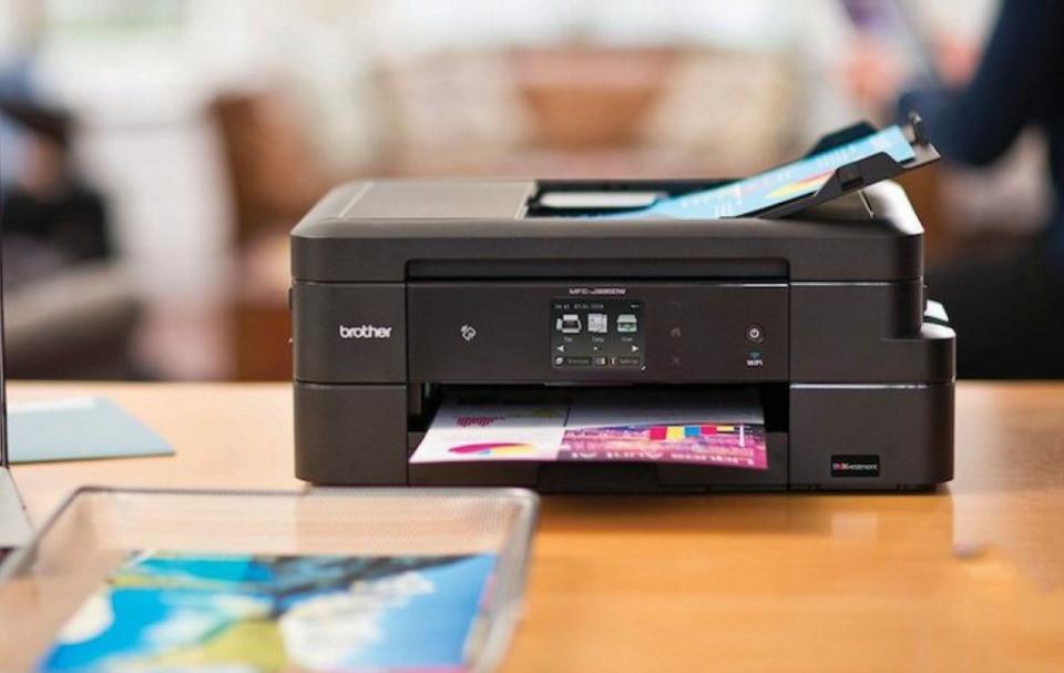 Imprimante Brother INKvestment MFC-J985DW