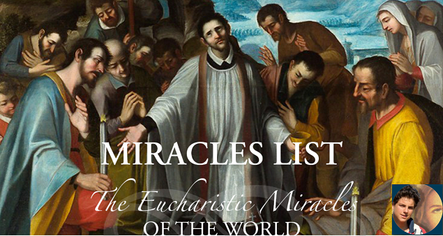 The Eucharistic Miracles of the World