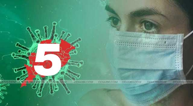 Odisha 60-year-old man tests positive for Covid-19, total count reaches 5