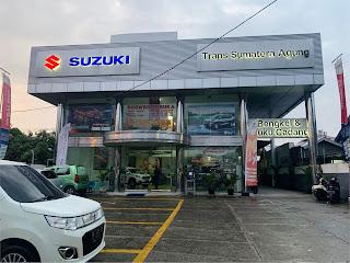 Dealer Suzuki TSA Gatsu