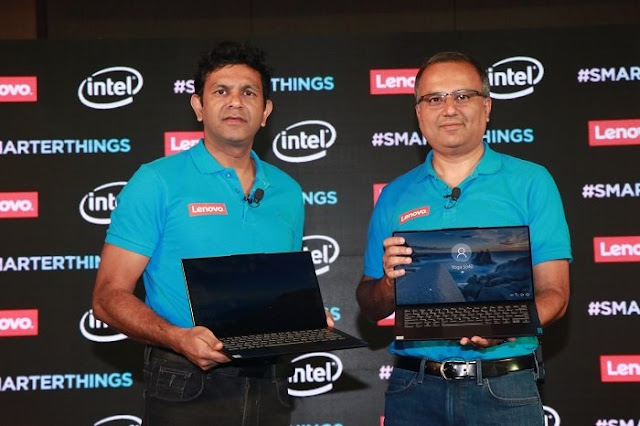 Lenovo launched Yoga S940 (AI-backed features) model laptops