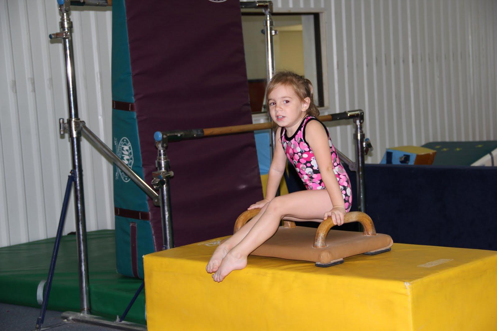 Gymnastics Class - YouTube