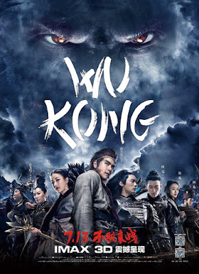 Wu Kong [2017] [NTSC/DVDR- Custom HD] Ingles, Español Latino