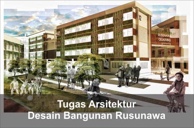 Desain Rusunawa