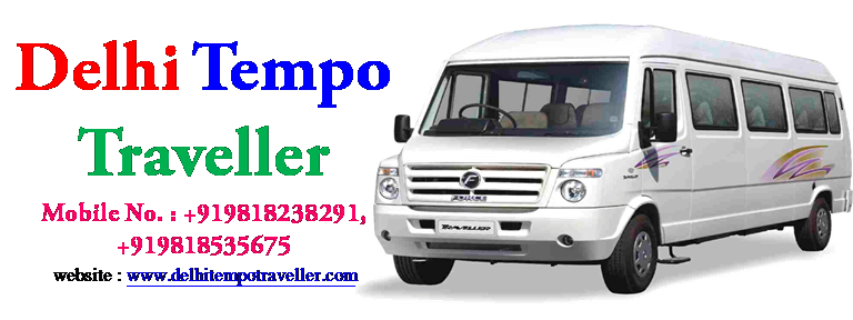 Tempo Traveller on Rent | Hire Luxury Tempo in Delhi NCR