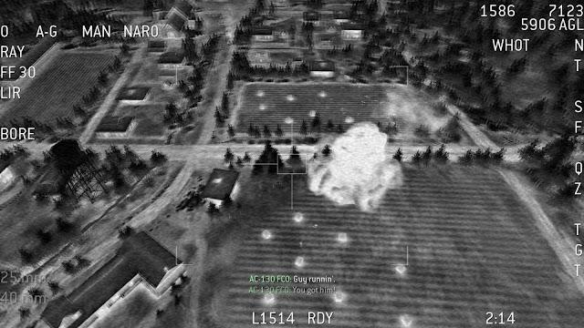 Call of Duty 4 - Modern Warfare Captura 1