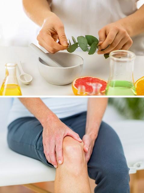 Essayez ces remèdes maison pour soulager la douleur au genou naturellement
