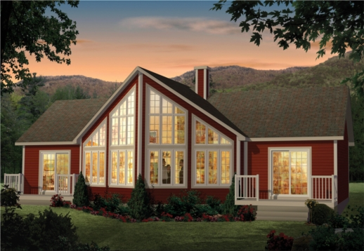 Prefab Homes And Modular Homes In Canada Groupe Pro Fab