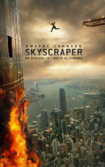 Skyscraper Dwayne Johnson