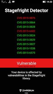 android terkena bug celah keamanan
