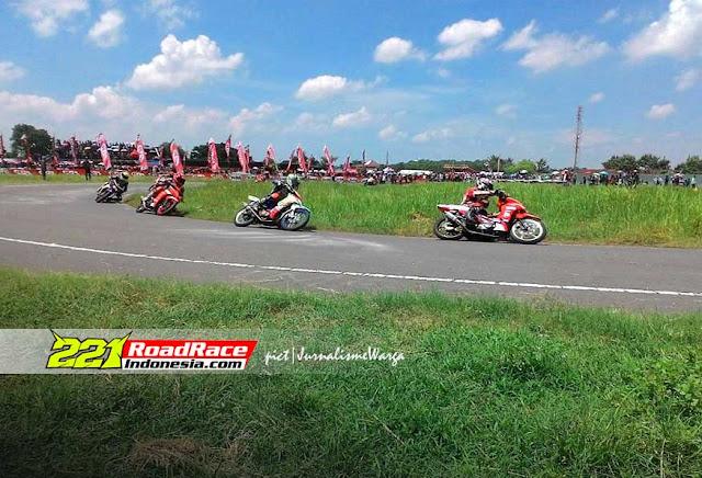 Kejurnas Motorprix Wilayah BALI NTB Segera Masuki Seri Terakhir di Kota Mataram