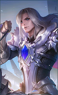 Leomord Frostborn Paladin Heroes Fighter of Skins