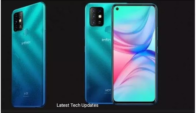 Infinix Hot 10 will be launched launching in India on Oct 4 2020