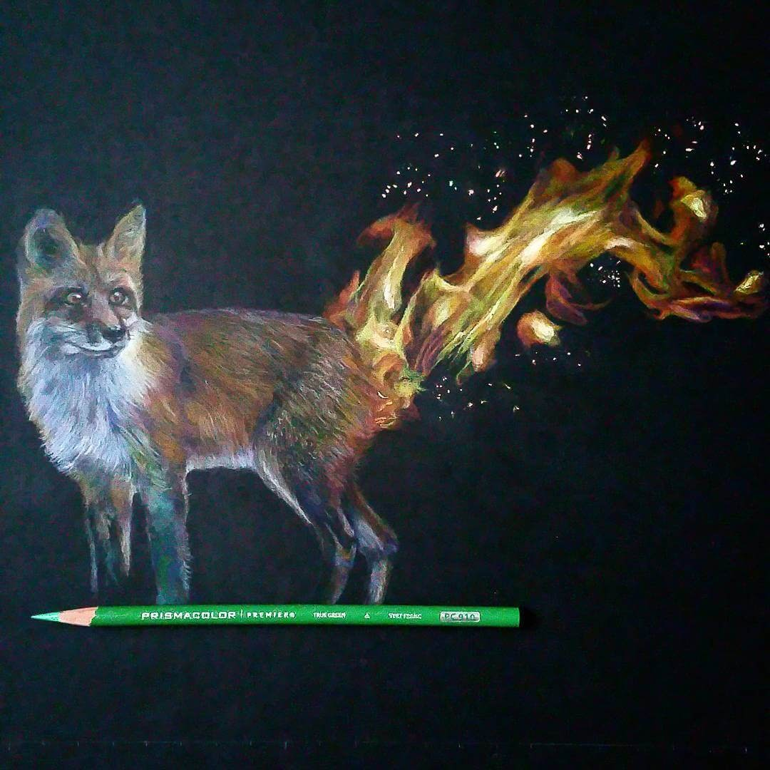 05-Firefox-Joshua-Dansby-Fantasy-Animal-Combination-Drawings-www-designstack-co