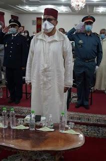 والدة عامل إقليم بولمان في ذمة الله والجنازة بمراكش