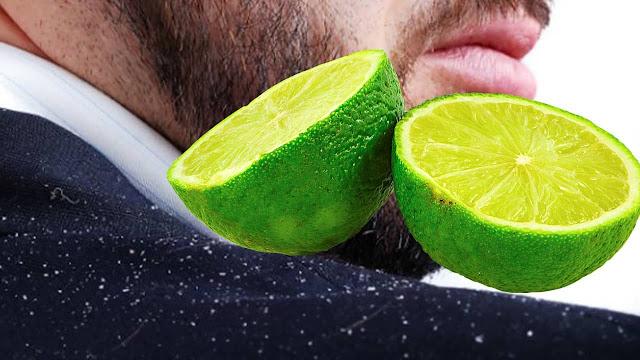 Cómo eliminar la caspa con limón