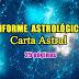 Servicio de informe Astrológico o Carta Astral