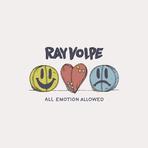 "Ray Volpe Unveils ""All Emotion Allowed"" EP"