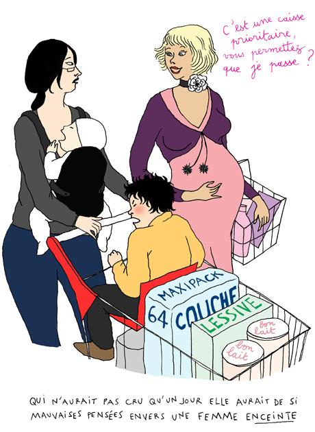 grossesse et caisse prioritaire