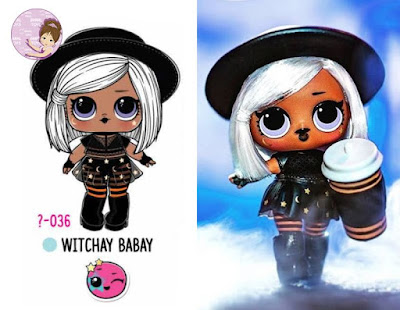 Witchay Babay doll with real hair #hairgoals collection wave 1