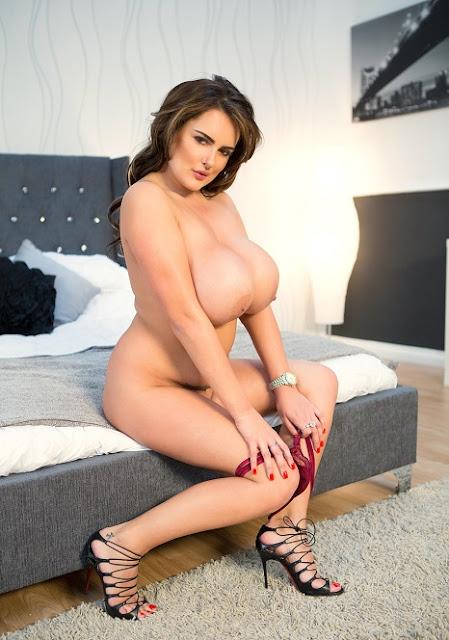 Katie Thornton big boobs naked pics