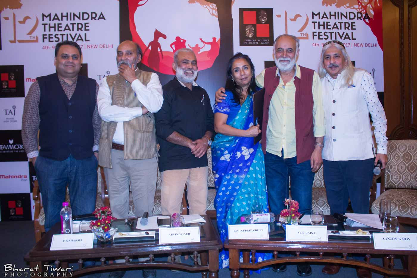 The launch also featured a discussion on 'The Politics of Theatre' focusing on how theatre is seminal to social change. A panel moderated by Sanjoy K Roy, including popular theatre artists and playwrights Arvind Gaur, M.K. Raina, Bishnupriya Dutt and V K Sharma discussed how theatre can be a reflection of the times as well as a catalyst for social change