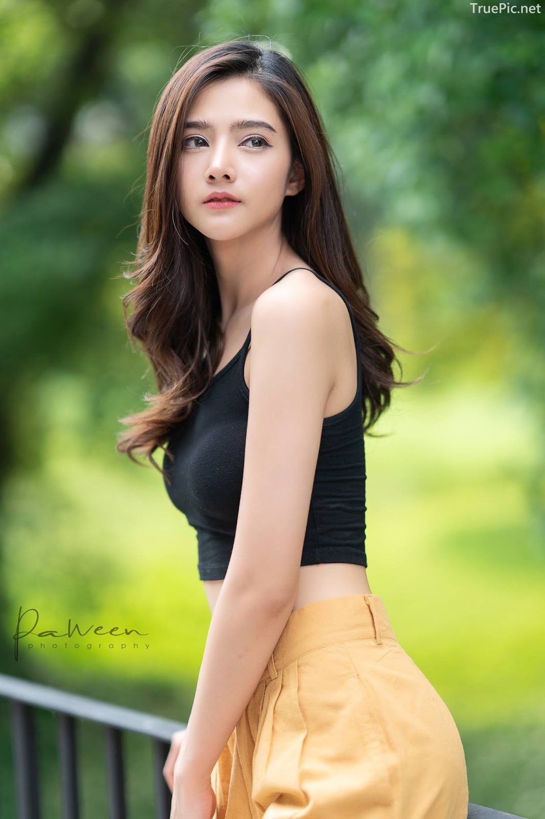 Thailand pretty girl Aintoaon Nantawong - The pure beauty of an angel