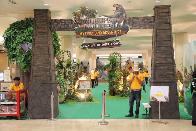 Robopark Indonesia Mempunyai Wahana Robo Animatronic
