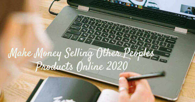 Sell Other People's Products Online