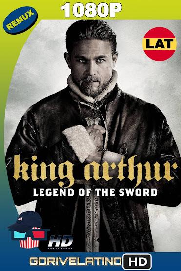 El Rey Arturo: La Leyenda de la Espada (2017) BDRemux 1080p Latino-Ingles MKV