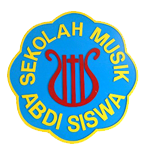 LOGO SEKOLAH MUSIK ABDI SISWA
