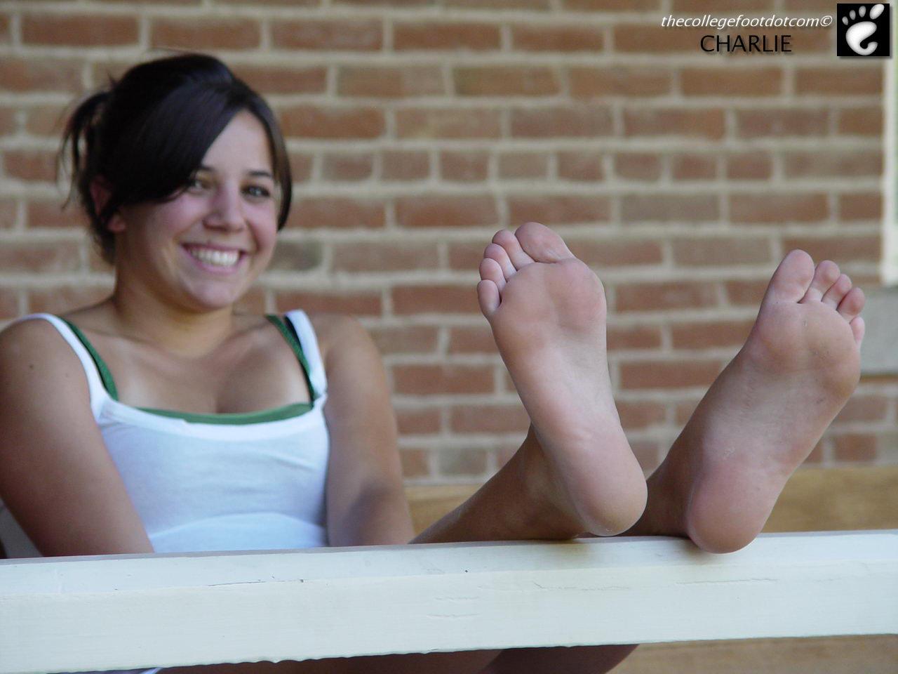 Teen Feet Amateur