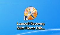 Instalar Lazesoft Recovery Suite