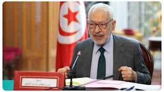 انباء شبه مؤكّدة لشارع المغاربي: تكشف حقيقة استقالة راشد الغنوشي من رئاسة البرلمان التونسي في هذه الأيام
