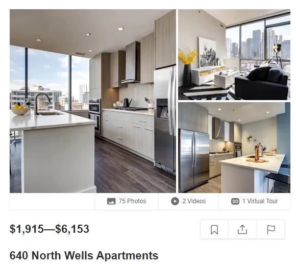 north wells apartment