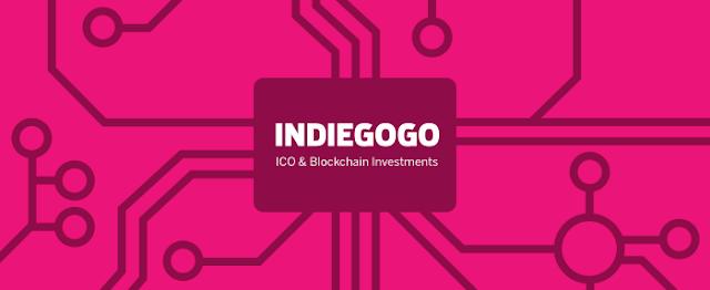 Indiegogo's token ico raised 18 Million Dollar
