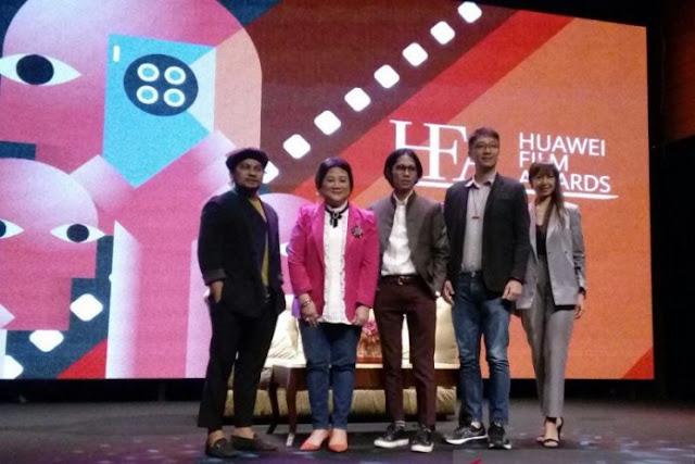 Huawei gelar ajang penghargaan film tingkat Asia Pasifik