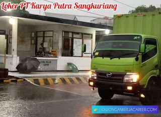 Lowongan Kerja PT Karya Putra Sangkuriang (PT KPS) 2020