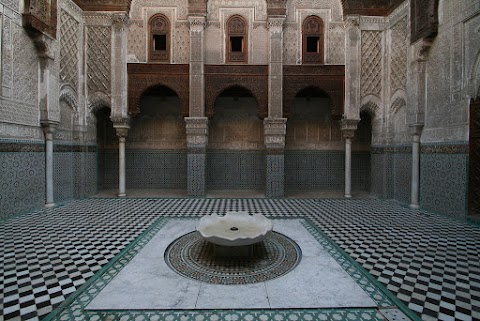 The Charm and the Beauty of Al-Attarin School in Fez