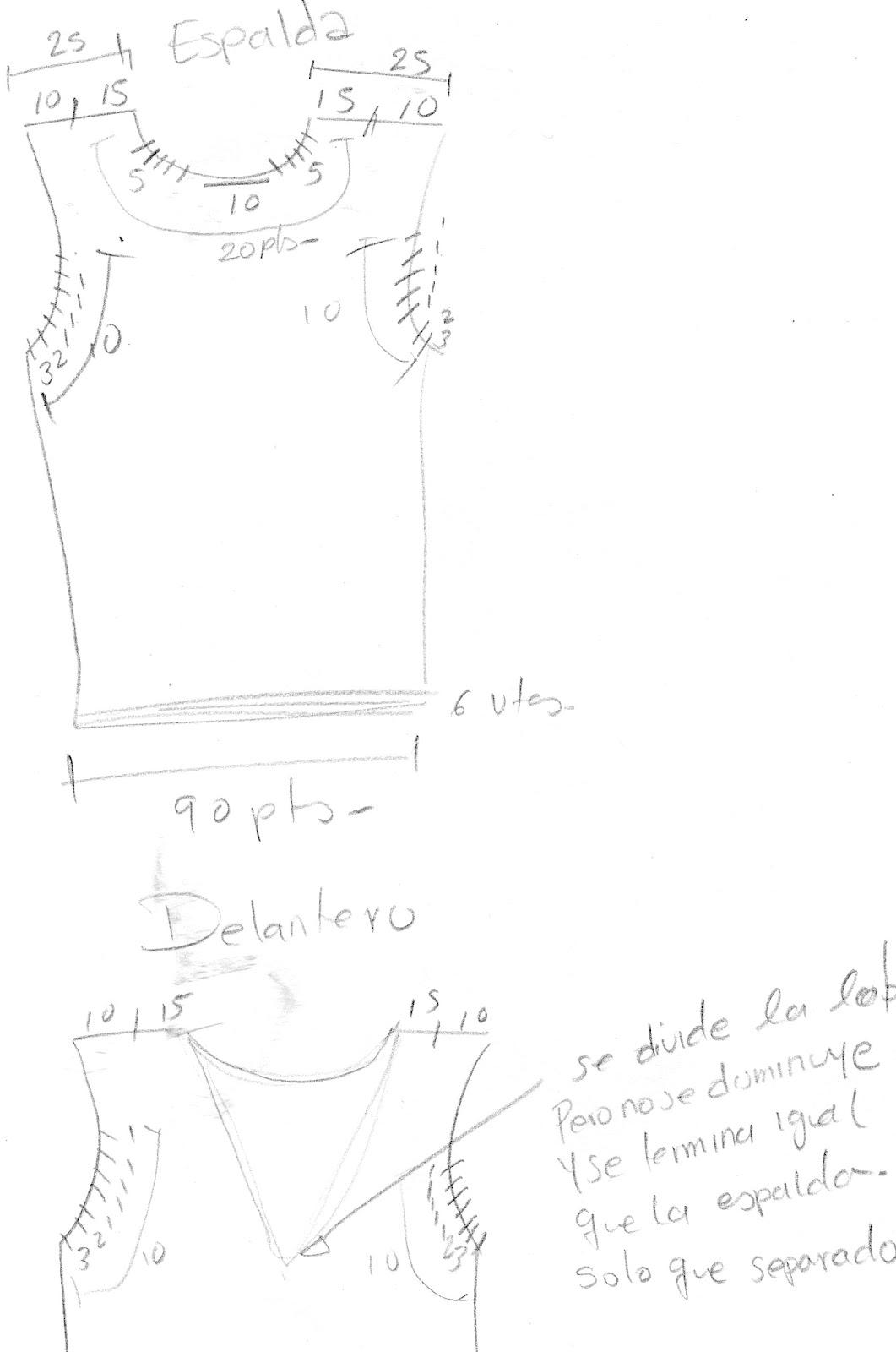 Entre Hilos y Puntadas: Blusas tejidas
