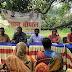बरारी मे पंचायत में किसान चौपाल आयोजन
