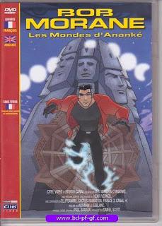 Dvd, Bob Morane, les mondes d'Ananké